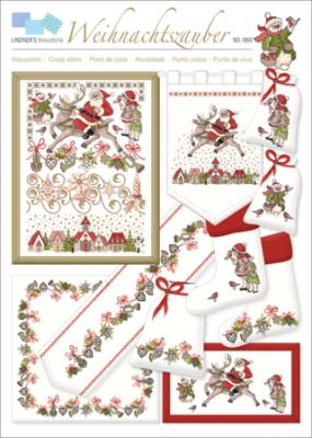 Weihnachtszauber 060 Lindner's Kreuzstiche