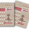 Carnet de sant pour chat ou chien Z001