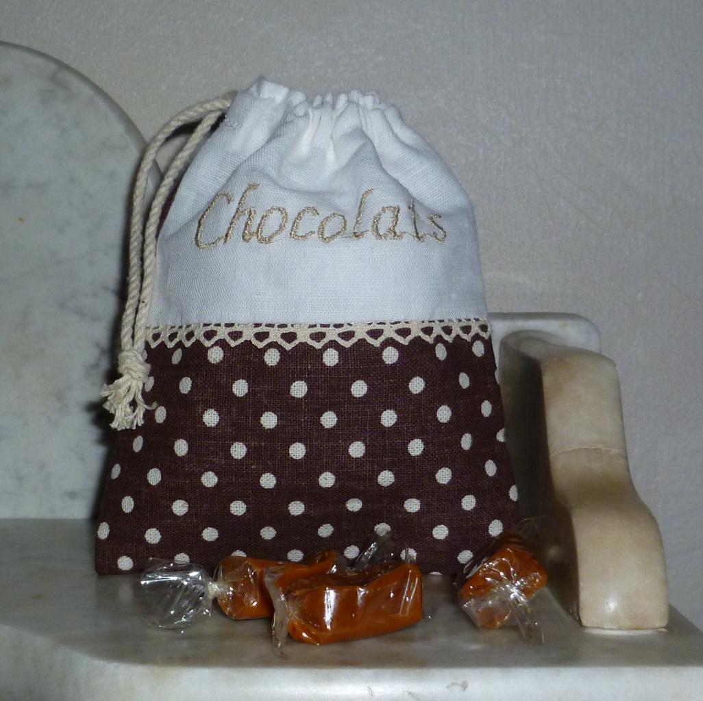 Pochette Chocolat
