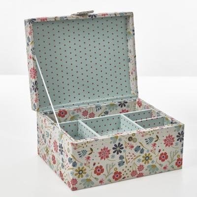 Boîte de rangement couture - In the Garden - U1870 DMC