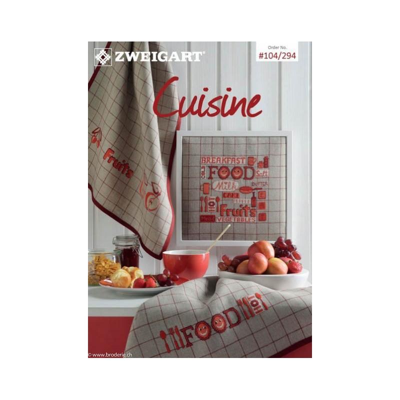 104 294 zweigart catalogue de modeles cuisine