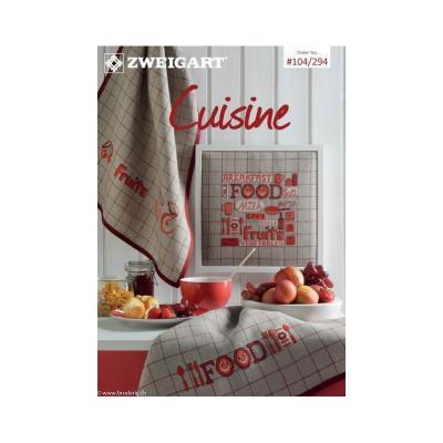 Livre N°104/294 Zweigart Modèles Cuisine