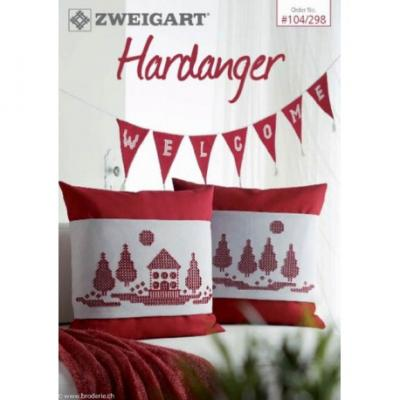 Livre N°104/298 Zweigart Hardanger