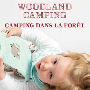159 livre point de croix woodland camping4