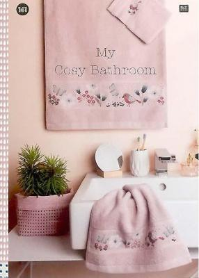Livre N° 161 My Cosy Bathroom Rico Design