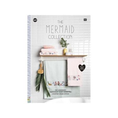 Livre N° 169 Mermaid Rico Design