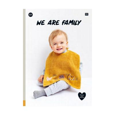 Livre N° 171 We are family Rico Design