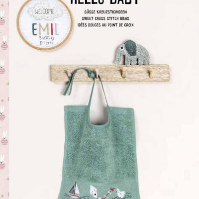 Livre N° 167 Hello Baby Rico Design