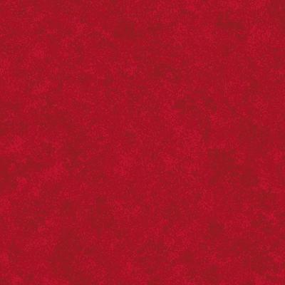 Tissus Patchwork Makower faux Unis Spraytime  RC Christmas Red