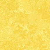 Tissus Patchwork Makower faux Unis Spraytime Y82 Jonquille