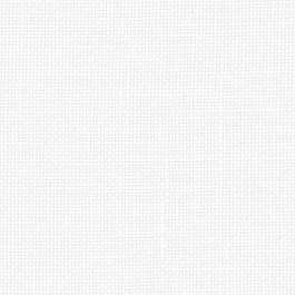 Toile à Broder Zweigart de Lin Belfast 12,6 Fils 3609 Blanc 100