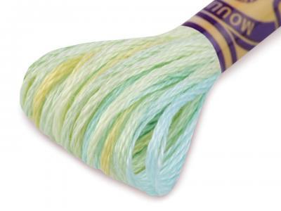 Fils à broder moulinés Color Variation DMC Art. 417F - 4010 à 4240