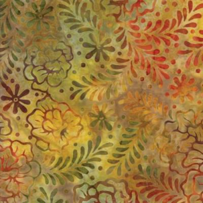 Tissu Patchwork Moda Batiks 4345 38 Spice