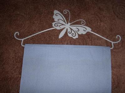 Bande Aïda Bleue 20cm Rico Design