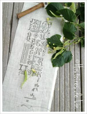 L'ombre des tilleuls Réf. : 1008 Histoires de Lin