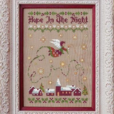 Hope in the Night F145 Filigram