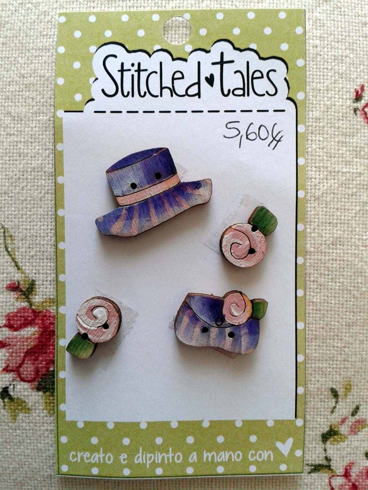 Accessoires violets b514