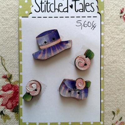Accessoires Violets B514-34