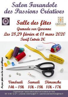 Affiche salon 2020