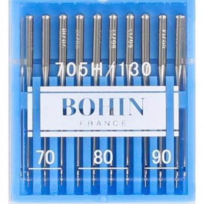 Aiguille Machine Bout Plat n° 70/80/90 Etui de 10 BOHIN