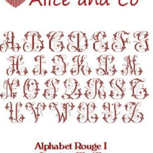 Alphabet i aro01 alice and co 2