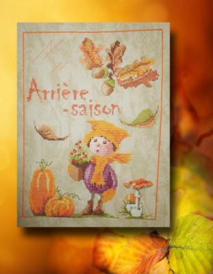 Arrière Saison N° 977 Au Fil de Martine