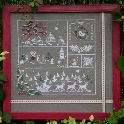 Au Fil de Noël Couleur d'Etoile CE0105
