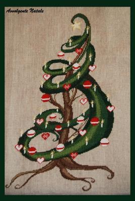 Avvolgente Natale CV56   Serinità di Campagna