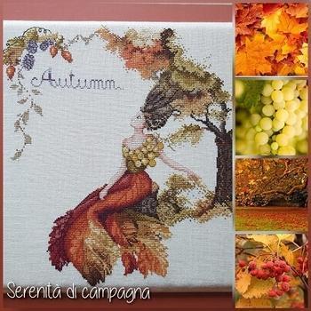 Autumn  CV117 Serinità di Campagna