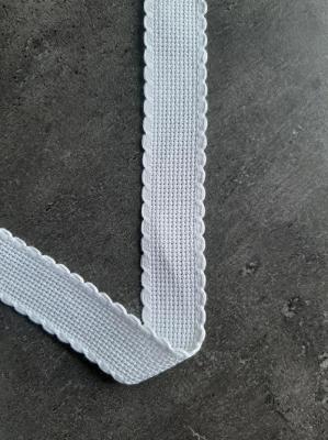 Bande Aïda Blanche 7 Pts en 2,4 cm ZWEIGART
