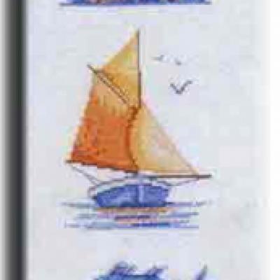 Bannière mer N° 688 Au Fil de Martine