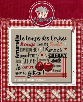 Cherry Cherry BDN51 Isabelle Haccourt Vautier