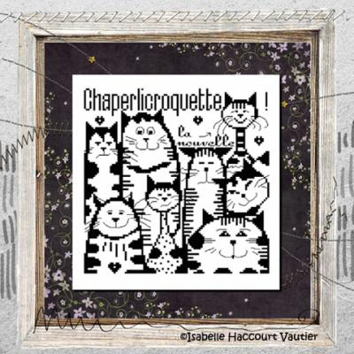 Chaperlicroquette ! BDN52 Isabelle Haccourt Vautier