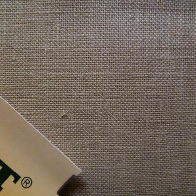Coupon Toile à Broder Zweigart  de Lin Belfast 12,6 Fils Mushroom Champignon 309 - 34 x 72 cm