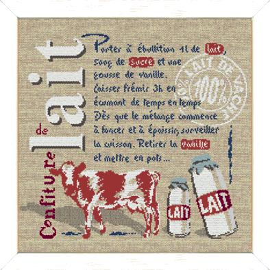 La confiture de lait G012 Lilipoints