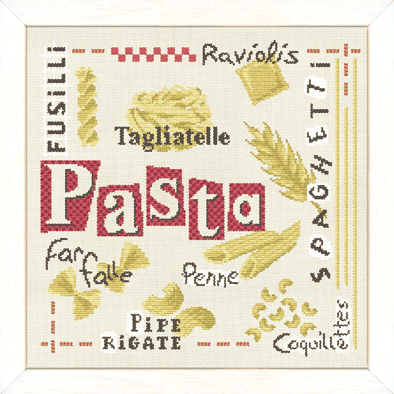 Pasta G017 Lilipoints