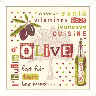 L'huile d'olive G018 Lilipoints