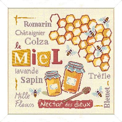 Le miel G013 Lilipoints