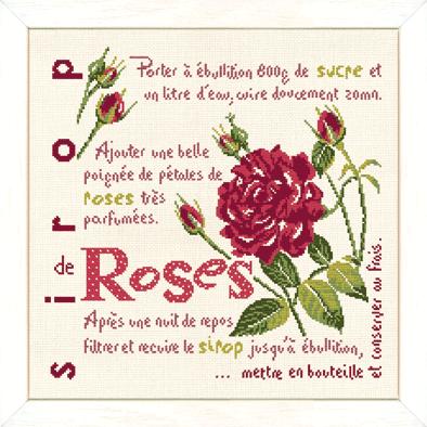 Le sirop de Roses G015 Lilipoints