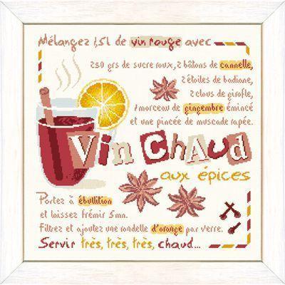Le Vin chaud G034 Lilipoints