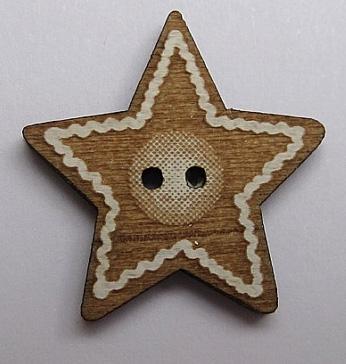Biscuit au Sucre Etoile BLN033
