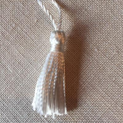 Pompon BLANC  3.5 cm