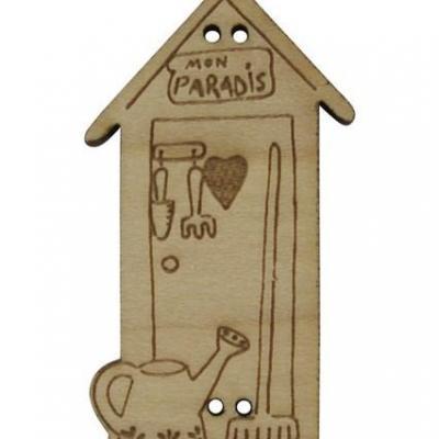 Cabane de Jardin BLF087