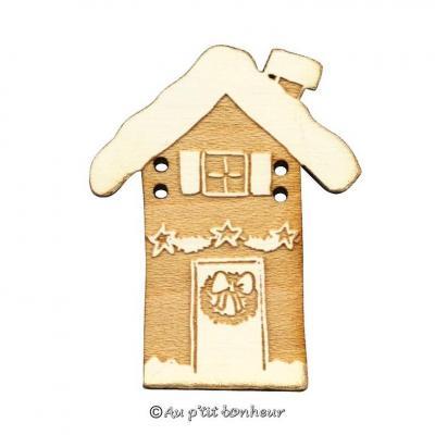 Maison Hiver à la Couronne BLN091