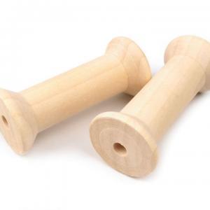 Bobine en bois 3 6x8 cm 1