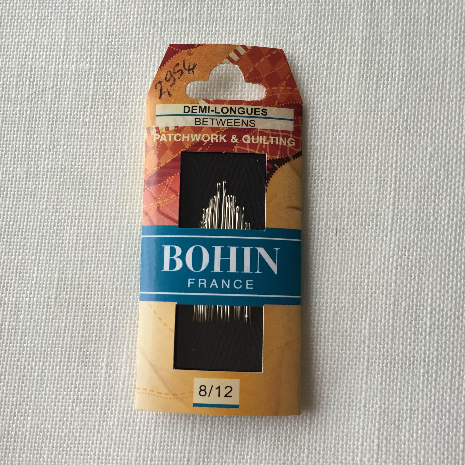 Bohin 8 12