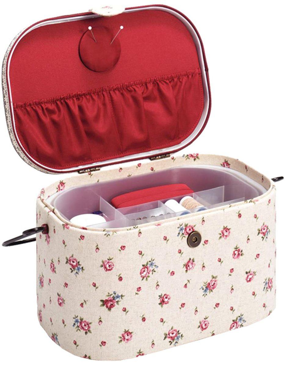 Boite a couture country rose l