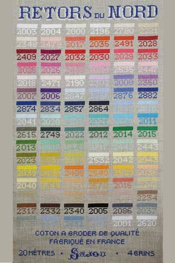 Boite collection complete 96 cartes retors du nord sajou3