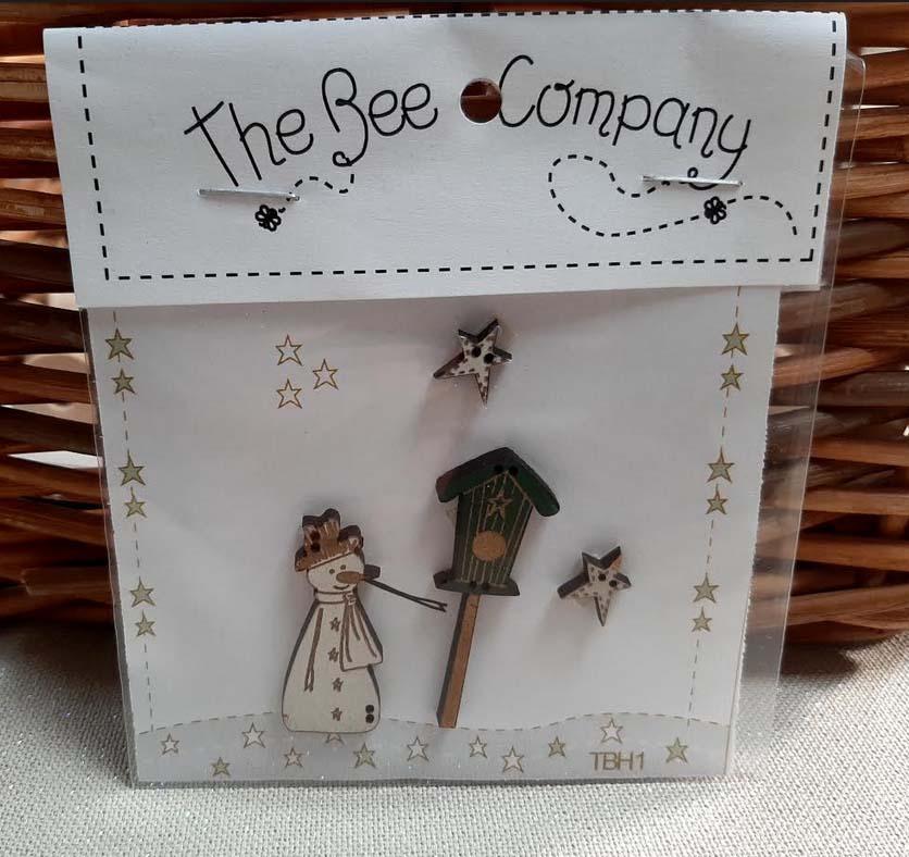 Bonhomme de neige tbh1 the bee company 1