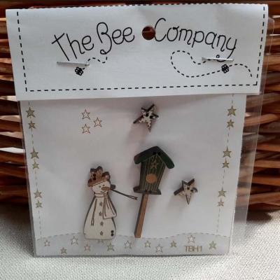 Bonhomme de neige TBH1 The Bee Company